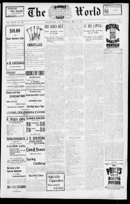Vancouver Daily World from Vancouver,  on May 11, 1897 · Page 1