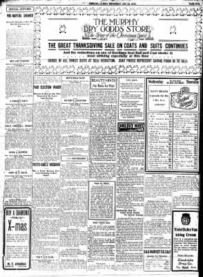 Sterling Standard from Sterling, Illinois on November 22, 1916 · Page 5