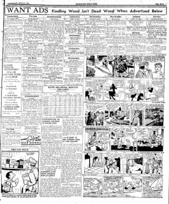 Naugatuck Daily News from Naugatuck, Connecticut on July 19, 1944 · Page 7