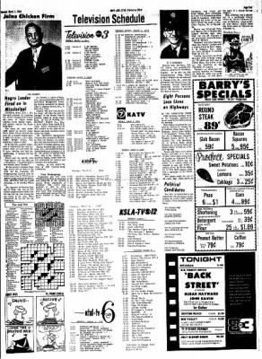 Hope Star from Hope, Arkansas on March 4, 1968 · Page 4