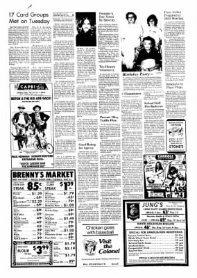 Carrol Daily Times Herald from Carroll, Iowa on May 15, 1974 · Page 4