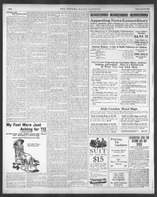 The Topeka Daily Capital from Topeka, Kansas on May 19, 1912 · Page 24
