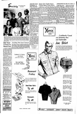 Redlands Daily Facts from Redlands, California on March 19, 1964 · Page 3