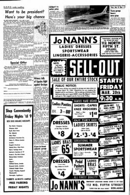 Redlands Daily Facts from Redlands, California on March 19, 1964 · Page 7