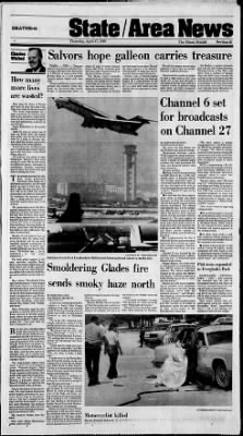 The Miami Herald from Miami, Florida on April 27, 1989 · 393
