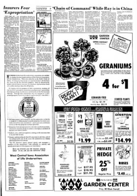 Carrol Daily Times Herald from Carroll, Iowa on May 16, 1974 · Page 7