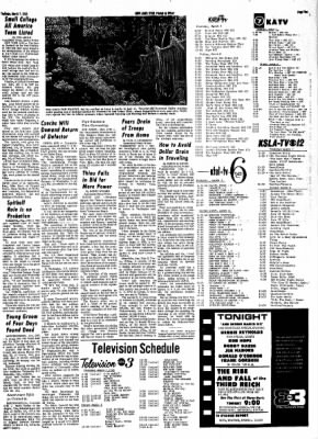 Hope Star from Hope, Arkansas on March 7, 1968 · Page 4
