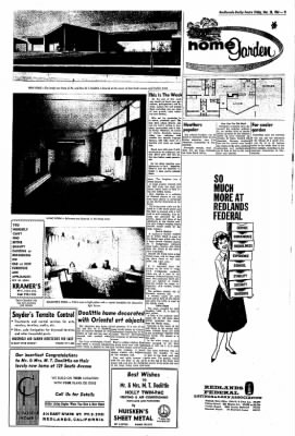 Redlands Daily Facts from Redlands, California on March 20, 1964 · Page 9