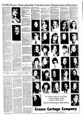 Carrol Daily Times Herald from Carroll, Iowa on May 17, 1974 · Page 9