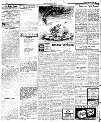 Naugatuck Daily News from Naugatuck, Connecticut on July 22, 1944 · Page 4