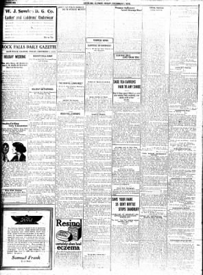 Sterling Standard from Sterling, Illinois on December 1, 1916 · Page 6
