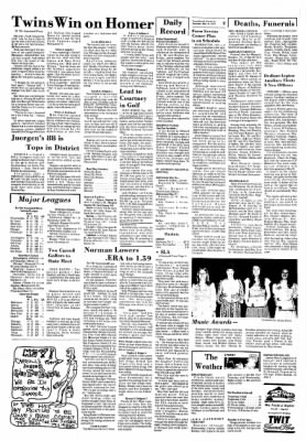 Carrol Daily Times Herald from Carroll, Iowa on May 18, 1974 · Page 2
