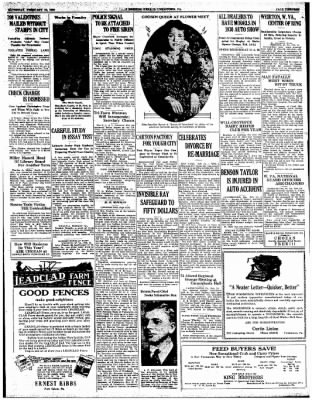 The Morning Herald from Uniontown, Pennsylvania on February 15, 1930 · Page 13
