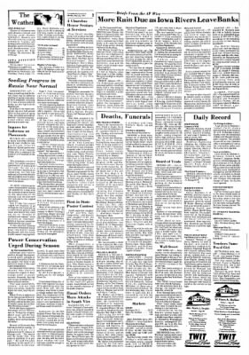 Carrol Daily Times Herald from Carroll, Iowa on May 20, 1974 · Page 2