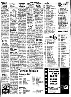 Hope Star from Hope, Arkansas on March 11, 1968 · Page 4