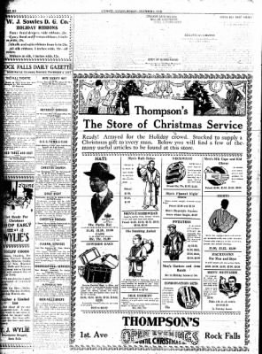 Sterling Standard from Sterling, Illinois on December 4, 1916 · Page 6