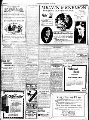 Sterling Standard from Sterling, Illinois on December 5, 1916 · Page 4