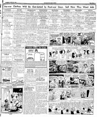 Naugatuck Daily News from Naugatuck, Connecticut on July 25, 1944 · Page 7