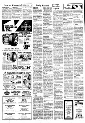 Carrol Daily Times Herald from Carroll, Iowa on May 21, 1974 · Page 2