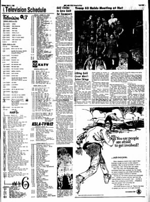 Hope Star from Hope, Arkansas on March 14, 1968 · Page 6