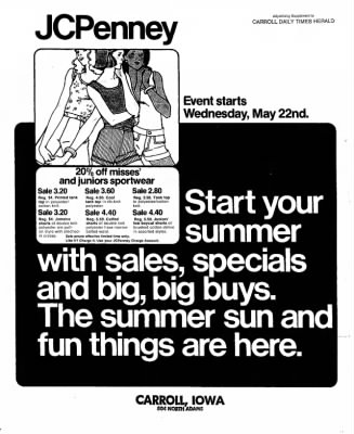 Carrol Daily Times Herald from Carroll, Iowa on May 21, 1974 · Page 13