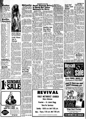 Hope Star from Hope, Arkansas on March 15, 1968 · Page 1