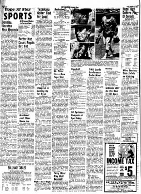 Hope Star from Hope, Arkansas on March 15, 1968 · Page 3