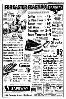 Redlands Daily Facts from Redlands, California on March 25, 1964 · Page 13