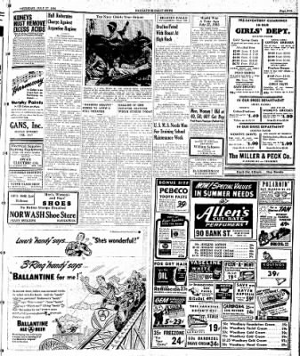 Naugatuck Daily News from Naugatuck, Connecticut on July 27, 1944 · Page 5
