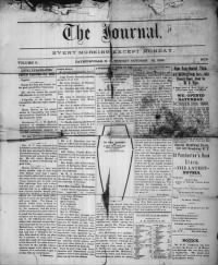 Sample The Journal front page