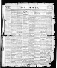 Sample The State front page
