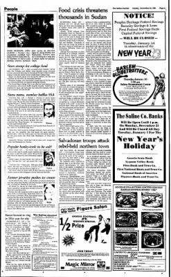 The Salina Journal from Salina, Kansas on December 30, 1984 · Page 2