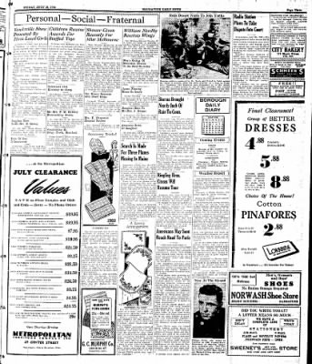 Naugatuck Daily News from Naugatuck, Connecticut on July 28, 1944 · Page 3