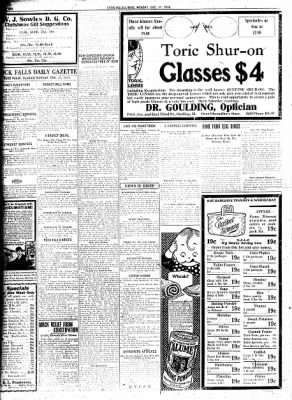 Sterling Standard from Sterling, Illinois on December 11, 1916 · Page 6