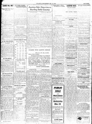 Sterling Standard from Sterling, Illinois on December 11, 1916 · Page 7