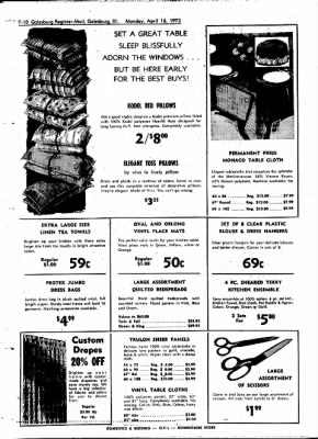 Galesburg Register-Mail from Galesburg, Illinois on April 16, 1973 · Page 38