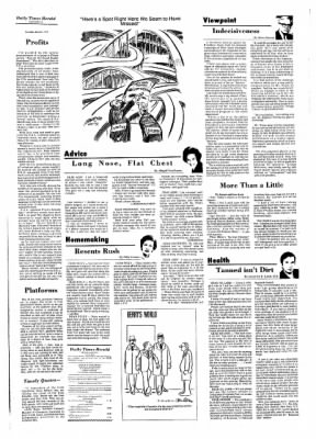Carrol Daily Times Herald from Carroll, Iowa on May 23, 1974 · Page 3