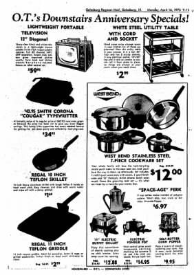 Galesburg Register-Mail from Galesburg, Illinois on April 16, 1973 · Page 39
