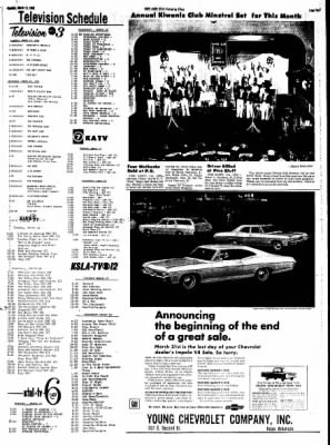 Hope Star from Hope, Arkansas on March 19, 1968 · Page 4