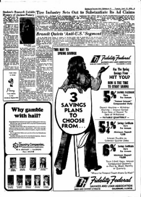 Galesburg Register-Mail from Galesburg, Illinois on April 17, 1973 · Page 5