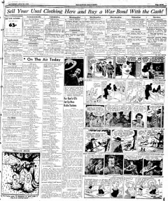 Naugatuck Daily News from Naugatuck, Connecticut on July 29, 1944 · Page 7