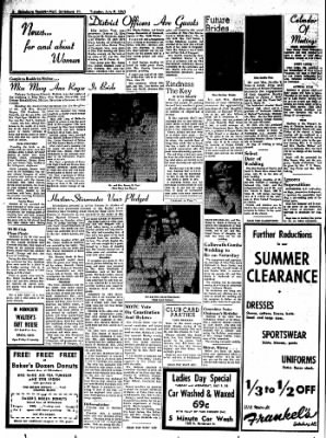 Galesburg Register-Mail from Galesburg, Illinois on July 9, 1963 · Page 6