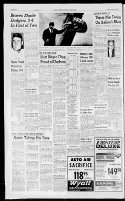 Fort Worth Star-Telegram from Fort Worth, Texas on June 26, 1966 · 54