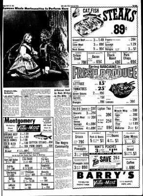Hope Star from Hope, Arkansas on March 21, 1968 · Page 8