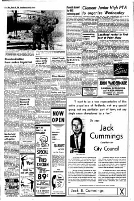 Redlands Daily Facts from Redlands, California on March 30, 1964 · Page 4