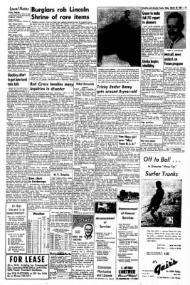 Redlands Daily Facts from Redlands, California on March 30, 1964 · Page 5