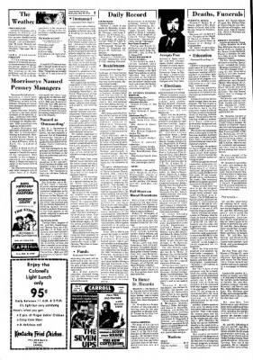 Carrol Daily Times Herald from Carroll, Iowa on May 29, 1974 · Page 2