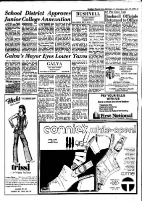 Galesburg Register-Mail from Galesburg, Illinois on April 18, 1973 · Page 7