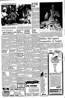 Redlands Daily Facts from Redlands, California on March 31, 1964 · Page 4