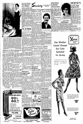 Redlands Daily Facts from Redlands, California on April 1, 1964 · Page 3